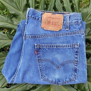 Vintage 550 Levi's Jeans Men's 34 x 30 Relaxed Fit